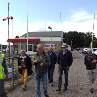 Breda International Airport. Zomeractiviteit 2019